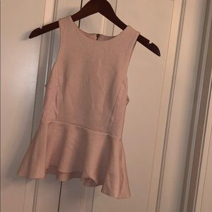 H&M Pink Blush Top